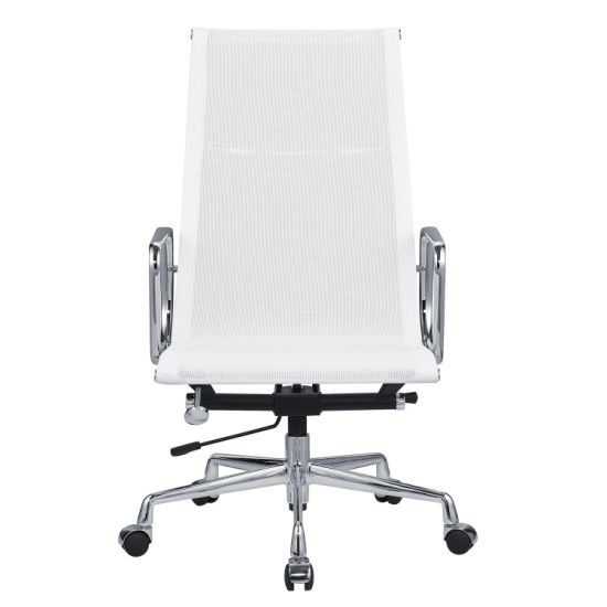 Cheap Price High Back Mesh Chairs Staff Office Room Swivel Computer Chair