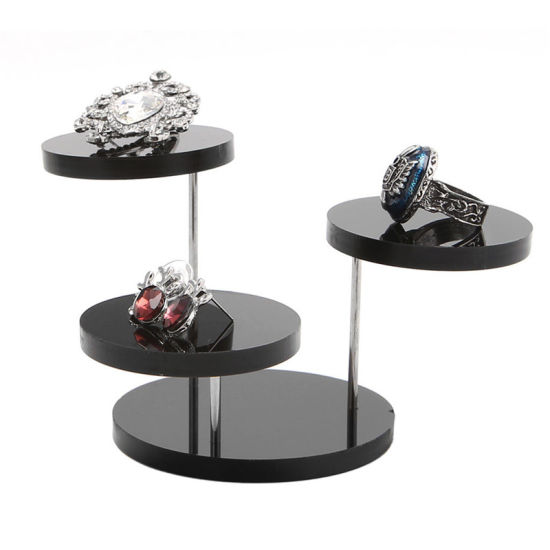 China Custom Countertop Acrylic Gem Ring Display Stand Jewelry Interesting Jewelry Stands And Displays