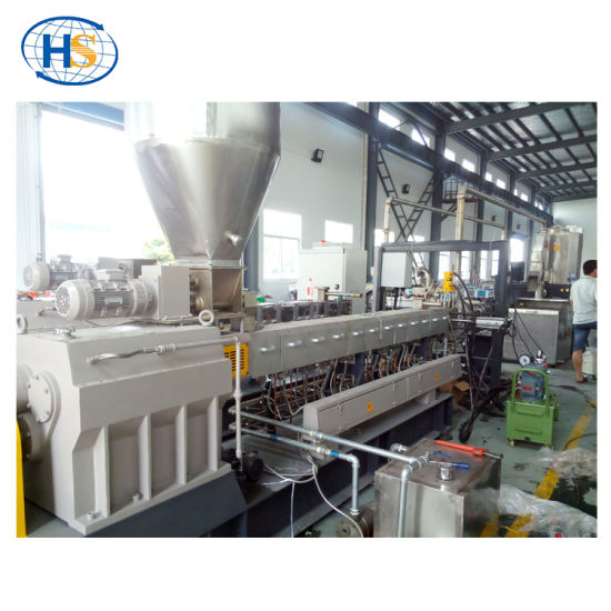 Plastic Recycling Extrusion Machine with Screen Changer pictures & photos