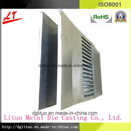 Hot Sale Speaker Cover with Aluminum Die Casting pictures & photos