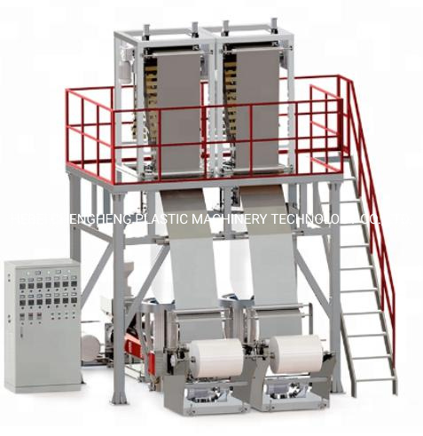 High-Speed PE PLA Blown Film Extrusion Machine with Ce Approval