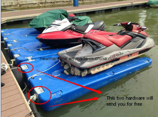 New Design Seadoo Jetski Floating Jet Ski Dock for Sale
