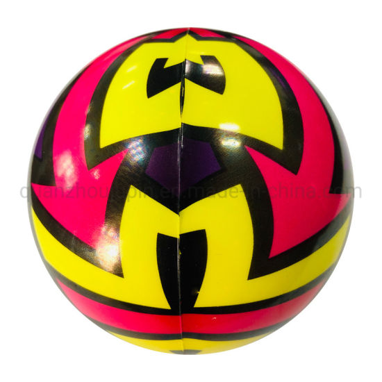 OEM PU High Resiliency Colored Painting Stress Ball