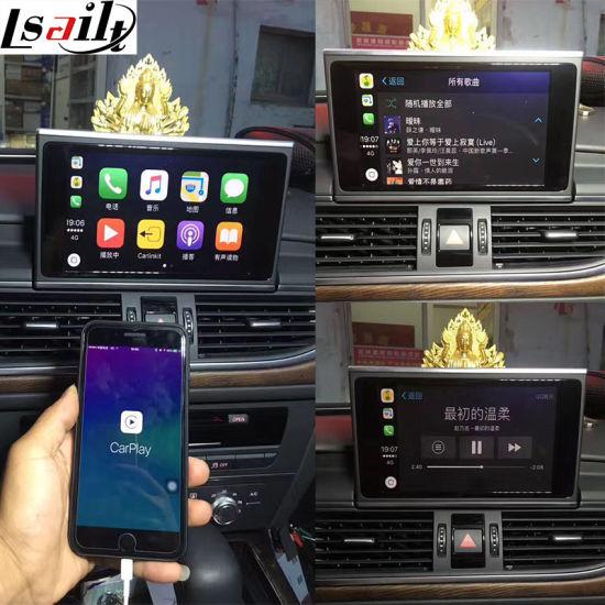 Apple Carplay Box for Audi 3G Mmi A4 A6 Q7 etc - China