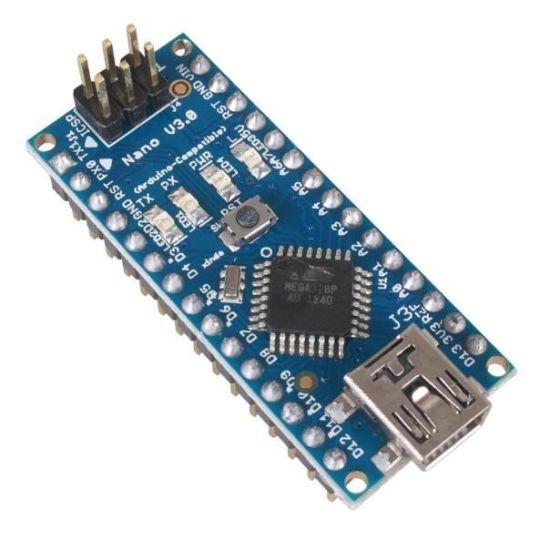 Atmega328p Controller Compatible for Arduino Nano CH340 USB Driver Nano 3.0