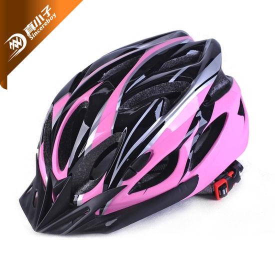 Outdoor Sports Bicycle Helmet Bike Cycling Adult Adjustable Unisex Safety Helmet