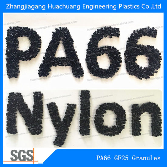 High Quality Polyamide PA6.6 GF25 Plastic Pellets pictures & photos