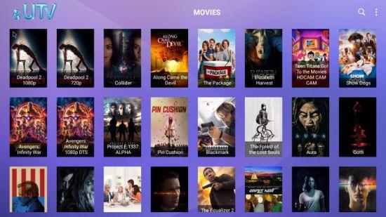 China IPTV Receiver Premier USA Eutv IPTV 3000+ Channel IPTV