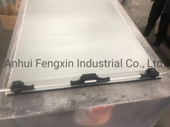 Fire Protection Aluminium Alloy Roll up Door for Special Vehicles