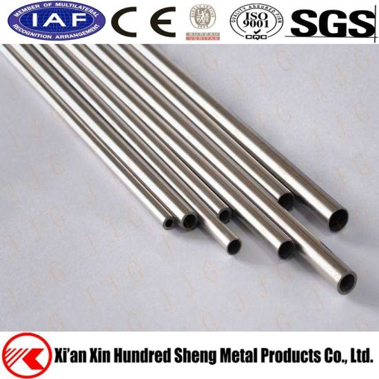 SUS 304 Stainless Steel Capillary Tube/Pipe for Beverage Cooling pictures & photos