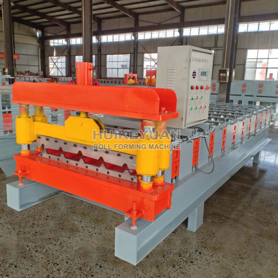 High Quality PPGI Sheet Machinery, Metal Roof Roll Forming Machine