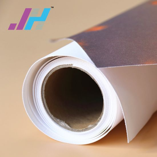 photograph regarding Printable Fabric Roll named 380GSM Material Roll Inkjet Printable Polyester Canvas