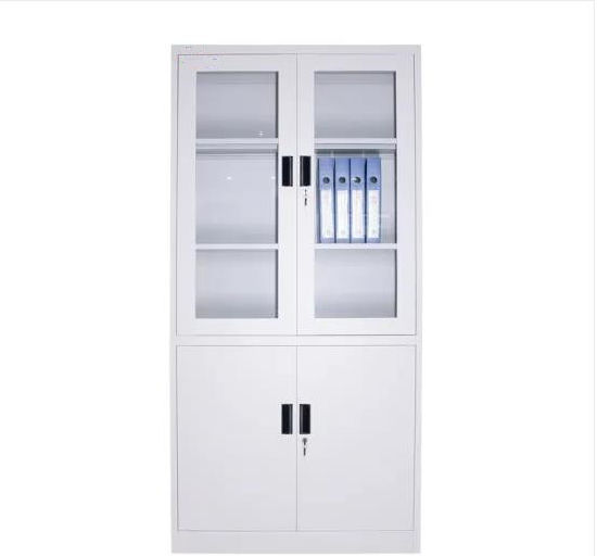 Office Furniture School Metal Storage Filing Cabinet Metal Cupboard