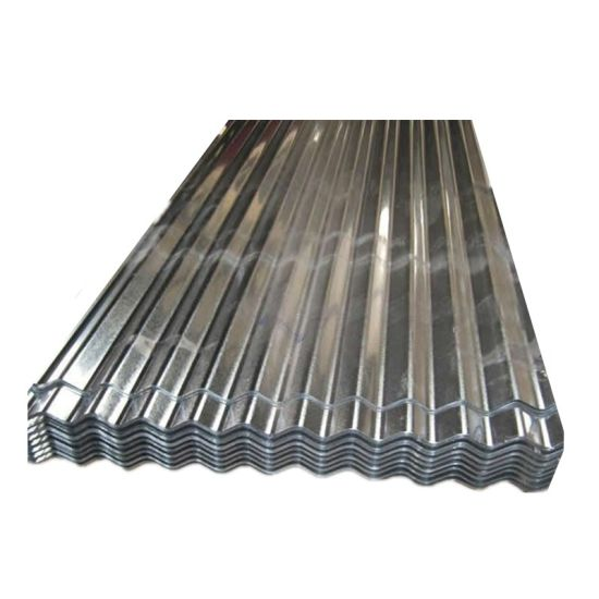 Alu-Zinc Alloy Coated Corrugated Galvalume Steel Roofing Sheet