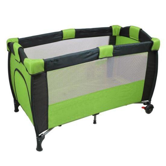 Foldable Big Space European Standard Baby Playpen