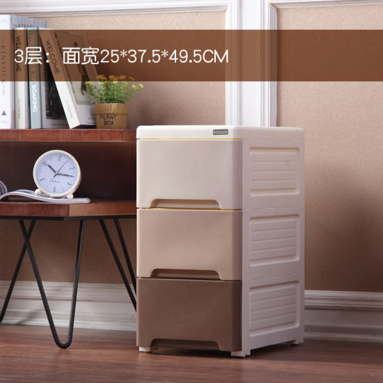 [Hot Item] Plastics Wardrobe Cabinet for Baby Kitchen Plastic Storage  Drawers