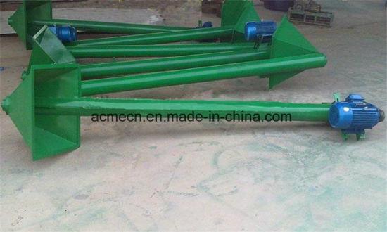 Grain Conveyor Beans Screw Auger Elevator Factory Direct Sale