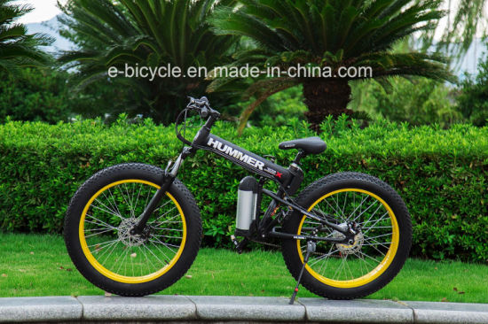 Foldable, Fat Tire, 26inch, 21speed, Disk Brake, Aluminium Frame, 2018 New Items, Electric Bicycle pictures & photos