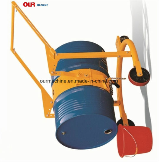 China Manufacturer 300kg Capacity HD80A Drum Lifter and Tilter pictures & photos