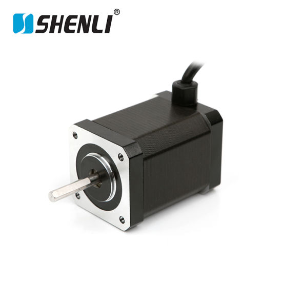 High Precision Micro NEMA 17 Stepper Motor with Stable Operation pictures & photos