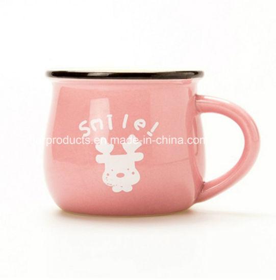 China Wedding Return Gift Enamelware Mugs Wholesale Tea Cups