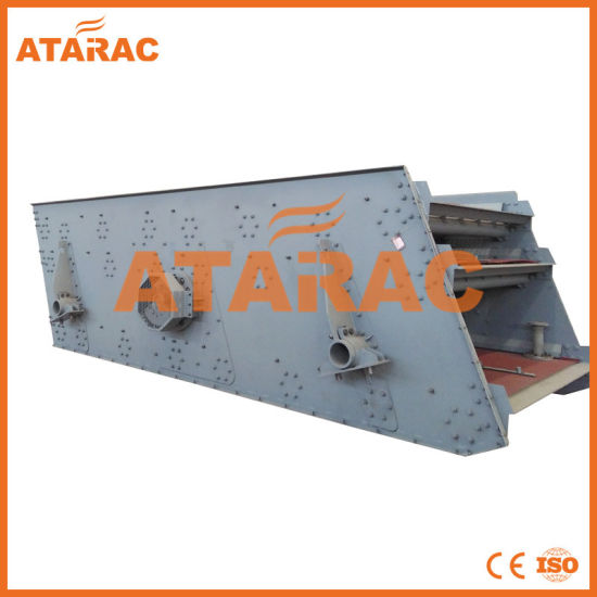 China Hard Stone Low Price Circular Vibrating Screen