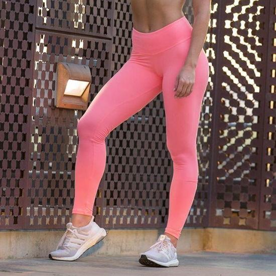 8eca6ac852983 Unique Women Fitness Leggings Quality Workout Gym Wear Custom Yoga Pants