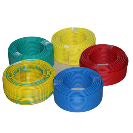 Factory Price 450/750V PVC Insulated Electrical Wire Prices pictures & photos