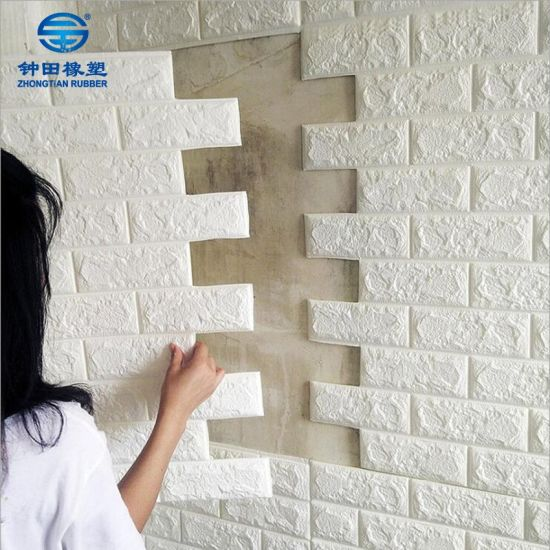 China Lightweight Diy 3d Brick Wall Panels Pop Sale In India China