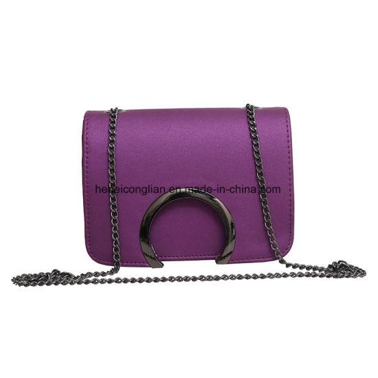 9006a5d2b3 China Korean Fashion Cell Phone Sling Handbag Women Chain Crossbody ...