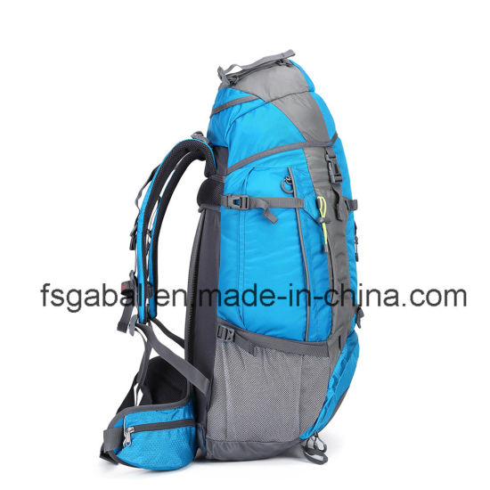 Outdoor Camping Hiking Use Large Capacity Crossbody Travel Sports Bag Backpack pictures & photos