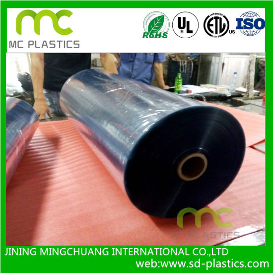 Vinyl PVC Clear/Opaque/Static/Rigid/Soft/Flexible Film for Wrap, Packaging, Cover, Printing, Medical, Protection pictures & photos