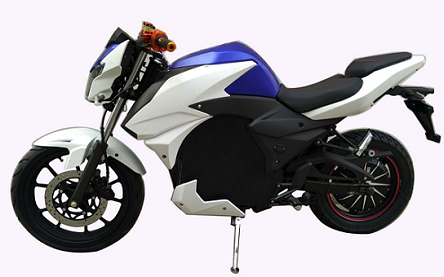 6000W 120km/H Electrical Racing Motorbike Motorcycle Lithium (HD3000W-DPX) pictures & photos