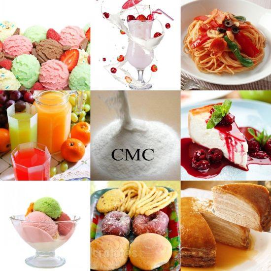 3000 Viscosity CMC (Sodium Carboxymethyl Cellulose) for Sauce Food Seasonings