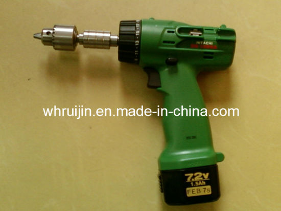 CD-1010 Discretionary Speed Control Two Batteries Offered Green Bone Drill