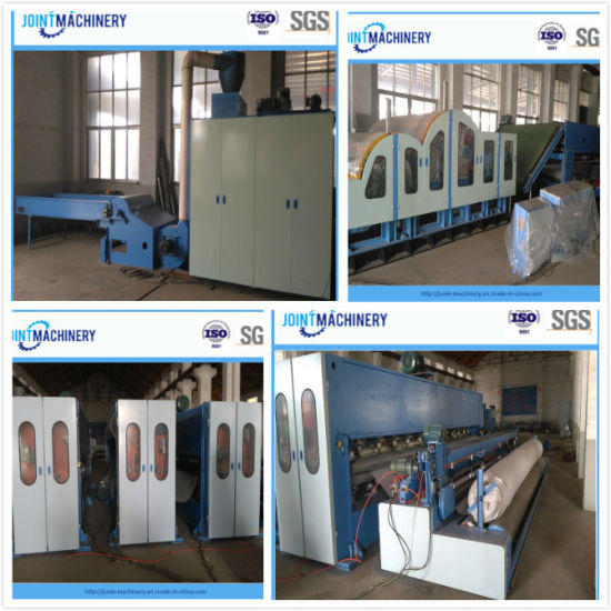 Jm Nonwoven Winder & Cutter Machine pictures & photos