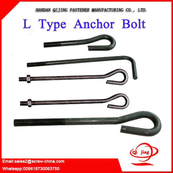 j bolt anchor type foundation bolt anchor boltj china bolt