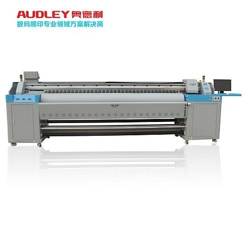 3.2 M Large Format Roll to Roll Solvent Printing Machine