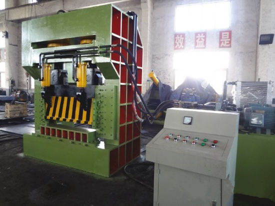 Gantry Shear for Scarp Metal Cutting pictures & photos