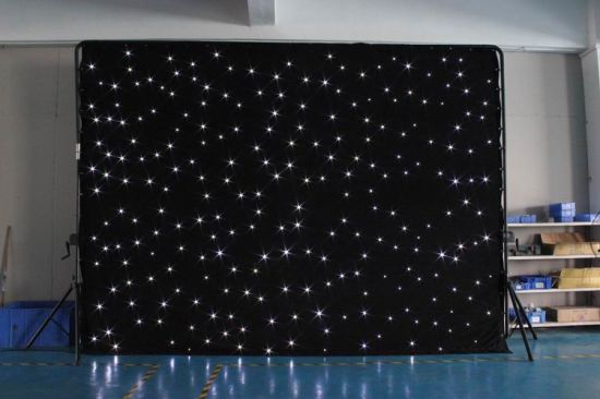 High Quality LED Star Curtain Wedding Decoration Party and Festival Celebrating LED pictures & photos