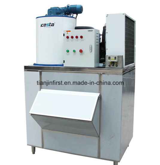 Hight Quality Industrial Flake Ice Maker for The Fish Market pictures & photos