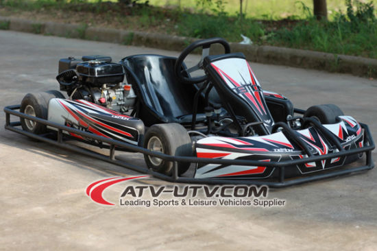 Good Quality 168cc Racing Go Kart for Adults pictures & photos