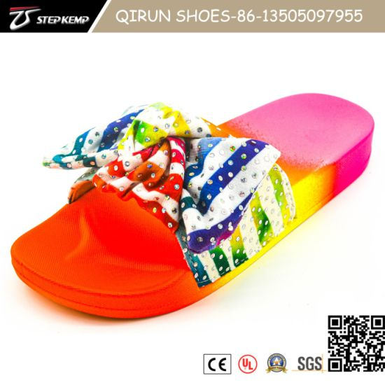 Flat Breathable Sport Lightweight Fashion Slide Summer Outdoor House Slippers