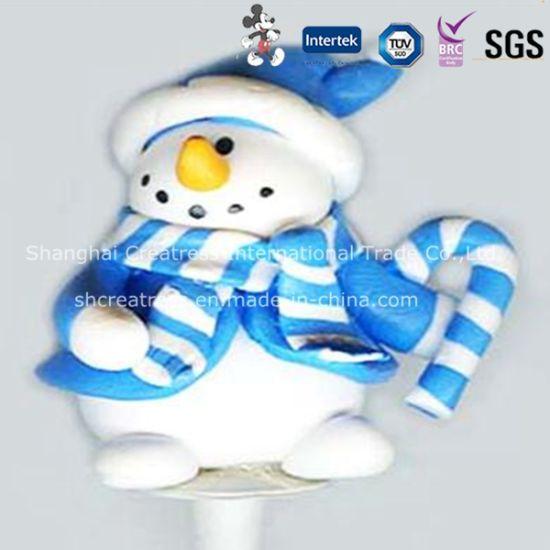 Pretty Polyer Clay Christmas Decorative Toys