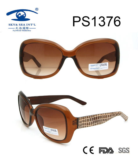 New Model Manufacturer Wholesale Sunglasses (PS1376) pictures & photos