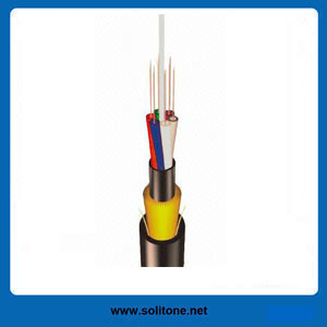 Outdoor Fiber Optic Cable (GYXTC8A) pictures & photos