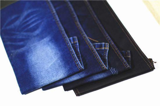Nm4428 Denim Fabric for Men Jeans pictures & photos