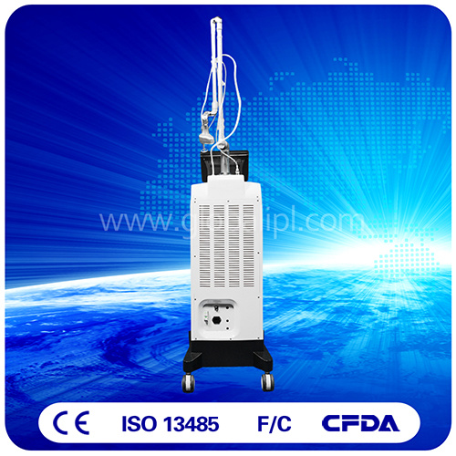CO2 Fractional Laser Skin Renewing and Resurfacing Beauty Machine Ce ISO pictures & photos