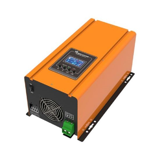 Pure Sine Wace Low Frequency 24/48VDC 5000W 240V Inverter