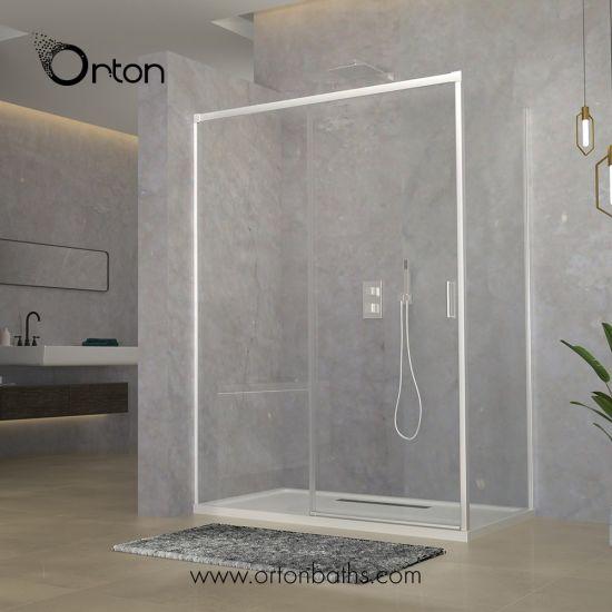China Sliding Shower Doors Framed Frameless Shower Screen China Shower Room Bathroom
